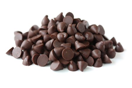 bigstock-chocolate-chips-on-white-backg-26006918